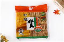 旺旺仙贝整箱 旺旺大米饼 旺旺食品 旺旺雪饼 520G