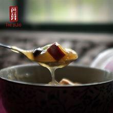 【邑萛】西湖藕粉纯手工水果羹营养早餐代餐粉450g 杭州特产